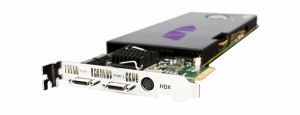 Avid HDX Core