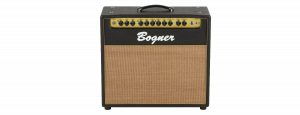Bogner Shiva EL34 80-watt 1x12 Tube Combo Amp with EL34 Tubes and Dual Reverb