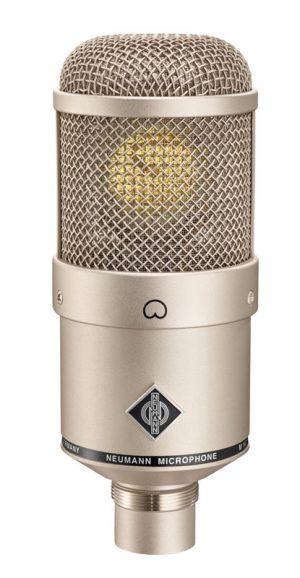 Neumann M 147 Tube Large-diaphragm Condenser Microphone