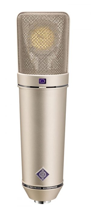 Neumann U 87 Ai Large-diaphragm Condenser Microphone - Nickel