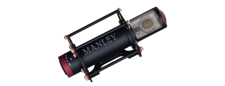 Manley Reference Cardioid Microphone Large-diaphragm Tube Condenser Microphone
