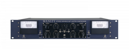 Manley Variable Mu Mastering Version with T-Mod